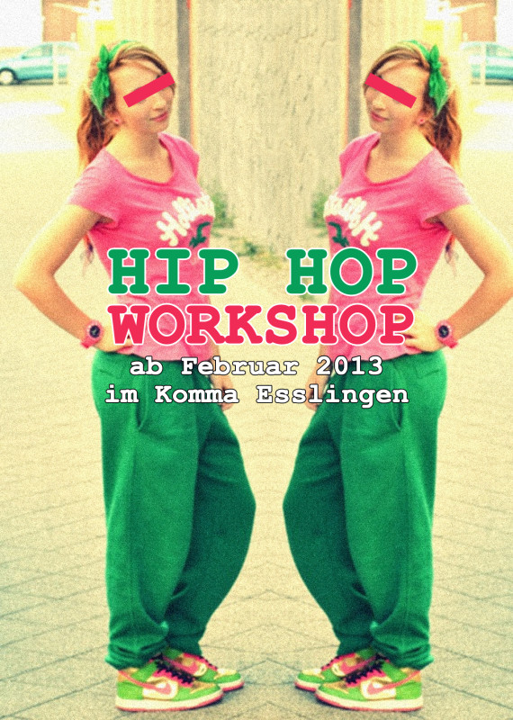 Hiphopworkshop Ässia VS