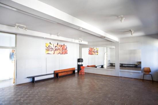 Komma Tanzraum 2015 Conny Geiger