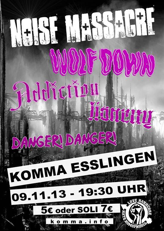 Noise-Massacre