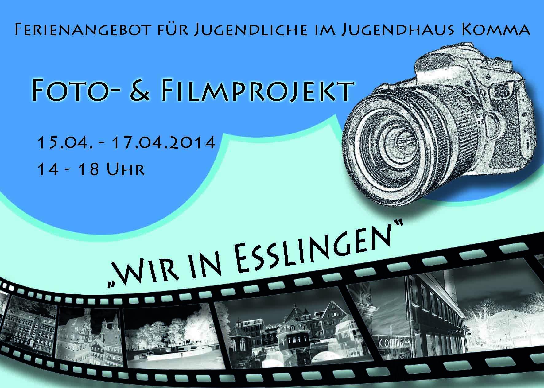 Fotoprojekt Flyer