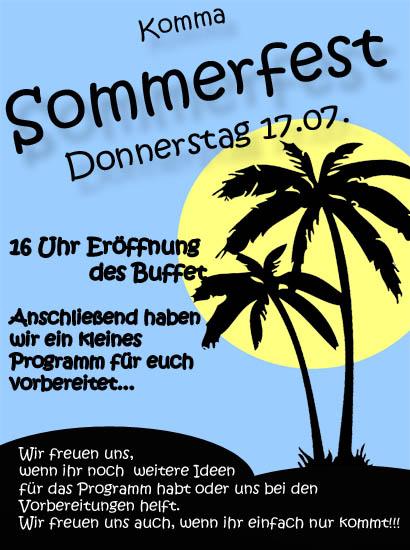 Sommerfest14