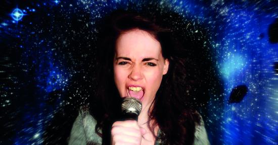 Poetry Slam Foto