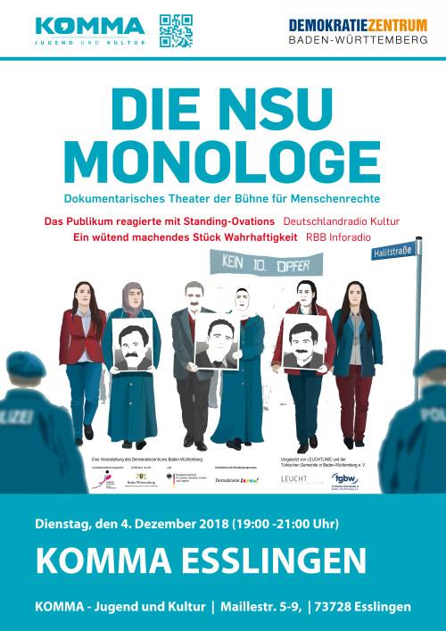 Plakat_NSU Monologe