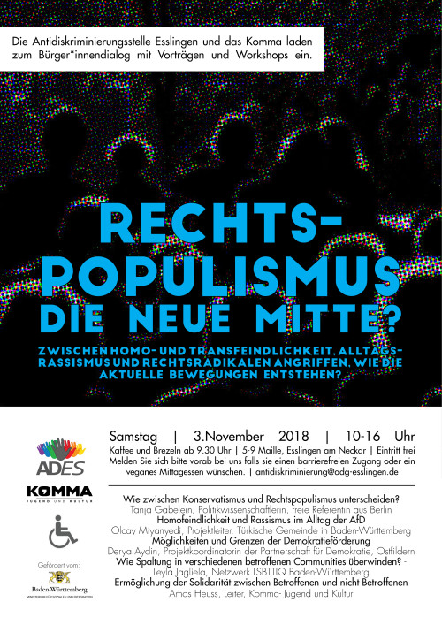 Poster_RechtspopulismusVeranstaltung_03112018